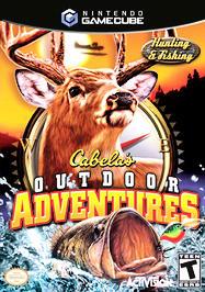 Cabela's Outdoor Adventures - GameCube - Used