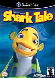 DreamWorks' Shark Tale - GameCube - Used