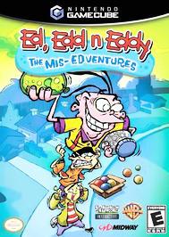 Ed, Edd 'n Eddy: The Mis-Edventures - GameCube - Used