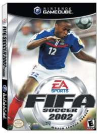 FIFA Soccer 2002 - GameCube - Used