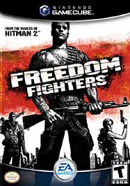 Freedom Fighters - GameCube - Used