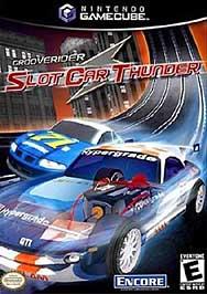 Grooverider: Slot Car Thunder - GameCube - Used