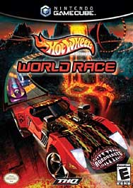 Hot Wheels: World Race - GameCube - Used