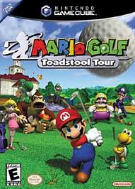 Mario Golf: Toadstool Tour - GameCube - Used