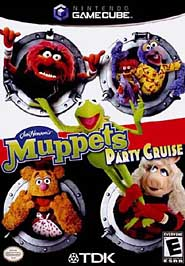 Muppets: Party Cruise - GameCube - Used