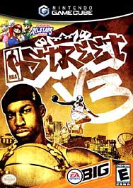 NBA Street V3 - GameCube - Used