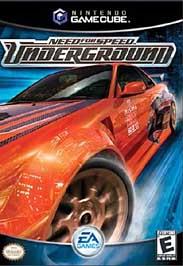 Need for Speed Underground - GameCube - Used