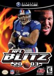 NFL Blitz 20-03 - GameCube - Used
