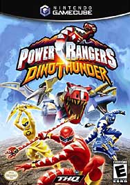 Power Rangers: DinoThunder - GameCube - Used