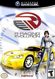 R: Racing Evolution - GameCube - Used