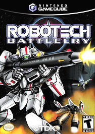 Robotech: Battlecry - GameCube - Used