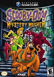 Scooby-Doo! Mystery Mayhem - GameCube - Used