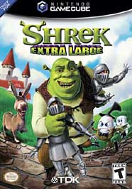 Shrek Extra Large - GameCube - Used
