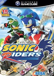 Sonic Riders - GameCube - Used