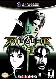 Soulcalibur II - GameCube - Used