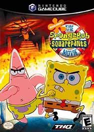 SpongeBob SquarePants Movie - GameCube - Used