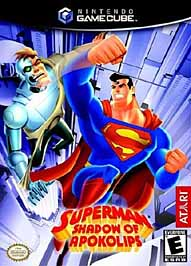 Superman: Shadow of Apokolips - GameCube - Used