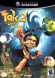 Tak 2: The Staff of Dreams - GameCube - Used