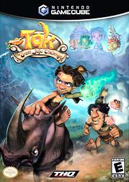 Tak: The Great Juju Challenge - GameCube - Used