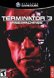 Terminator 3: Rise of the Machines - GameCube - Used