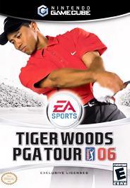 Tiger Woods PGA Tour 06 - GameCube - Used