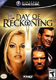 WWE Day of Reckoning - GameCube - Used