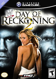 WWE Day of Reckoning 2 - GameCube - Used