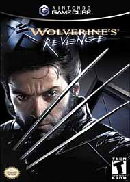 X2: Wolverine's Revenge - GameCube - Used