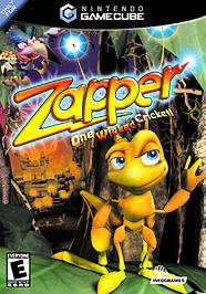 Zapper: One Wicked Cricket - GameCube - Used