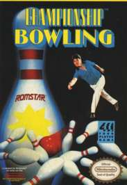 Championship Bowling - NES - Used