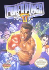 Power Punch 2 - NES - Used