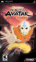 Avatar: The Last Airbender - PSP - Used