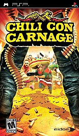 Chili Con Carnage - PSP - Used