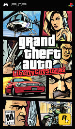 Grand Theft Auto: Liberty City Stories - PSP - Used