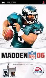 Madden NFL 06 - PSP - Used