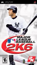 Major League Baseball 2K6 - PSP - Used