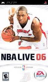 NBA Live 06 - PSP - Used