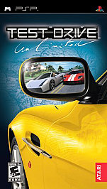 Test Drive Unlimited - PSP - Used