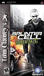 Tom Clancy's Splinter Cell Essentials - PSP - Used