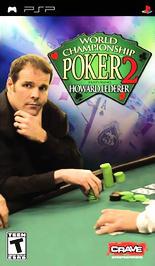 World Championship Poker 2: Featuring Howard Lederer - PSP - Used