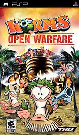 Worms: Open Warfare - PSP - Used