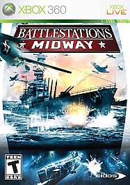 Battlestations: Midway - XBOX 360 - Used