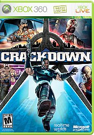 Crackdown - XBOX 360 - Used