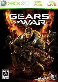 Gears of War - XBOX 360 - Used
