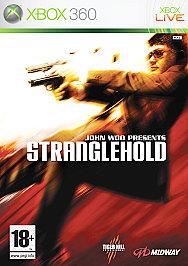 John Woo Presents Stranglehold - XBOX 360 - Used