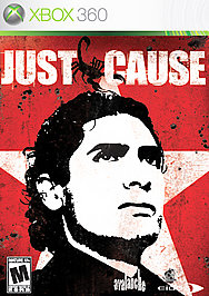 Just Cause - XBOX 360 - Used