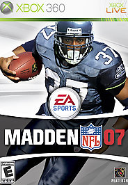 Madden NFL 07 - XBOX 360 - Used
