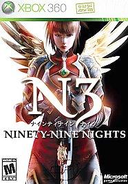 N3: Ninety-Nine Nights - XBOX 360 - Used