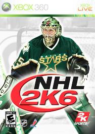 NHL 2K6 - XBOX 360 - Used