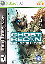 Tom Clancy's Ghost Recon Advanced Warfighter - XBOX 360 - Used